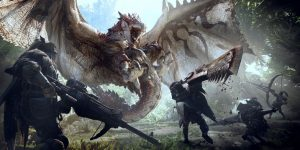 Игра Monster Hunter World