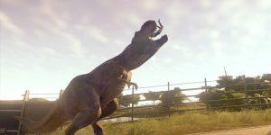 Игра Jurassic World Evolution